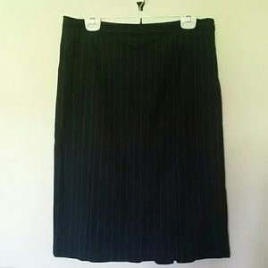 J.Crew 100 % wool pencil skirt